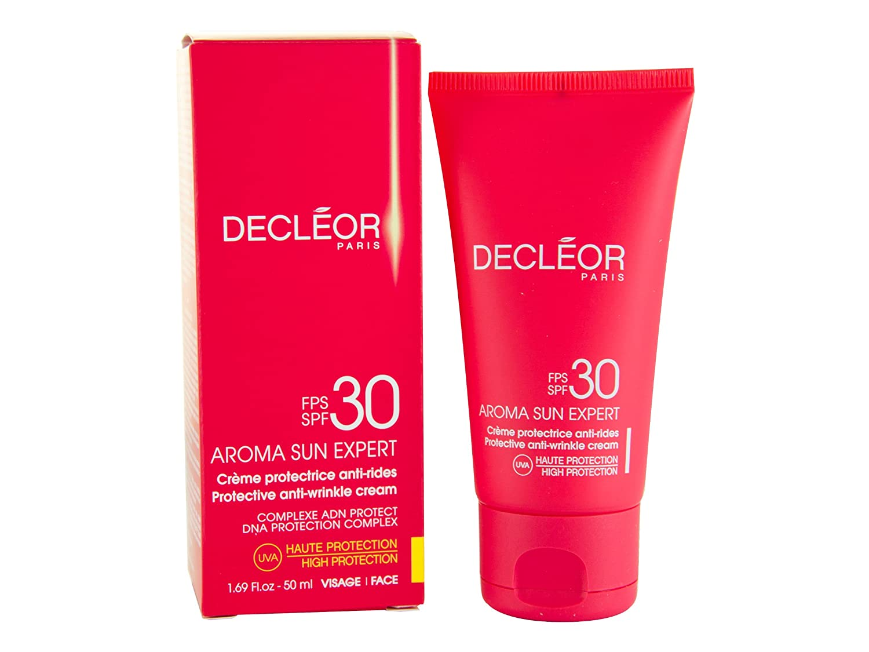 Decleor Aroma Sun Expert CrÃme Protectrice Anti Rides Spf30 Rostro 50ml DECCOSC73540005 DCL754000_-50