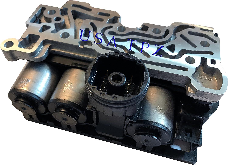 Rebuilt Ford//Lincoln//Jaguar 5r55n Solenoid Pack Assembly 00-02 FORD THUNDERBIRD