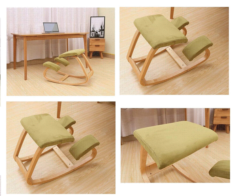 Jialfa sedia ergonomica legno sedia anti megattera poltrona da