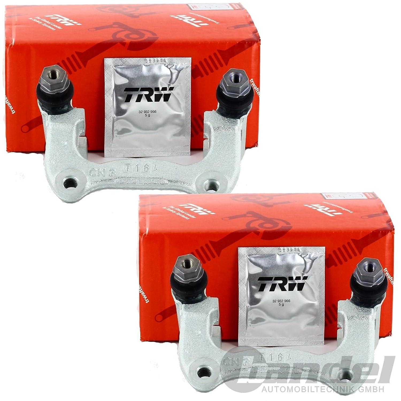 Lieferumfang 2x TRW Bremssattel Halter BDA414