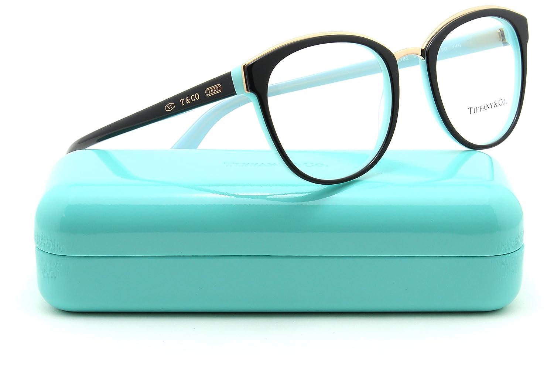 1d336fd88c Amazon.com  Tiffany   Co. TF 2162-F Women Eyeglasses Prescription Asian Fit  Frame (8055) 53mm  Clothing