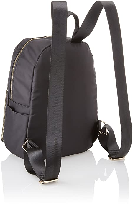 Mantis, Womens Backpack Handbag, Black (Nero), 13x33x26 cm (W x H L) Byblos