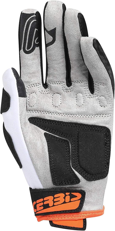 Handschuhe MX X-H GRIG//WEISS XL