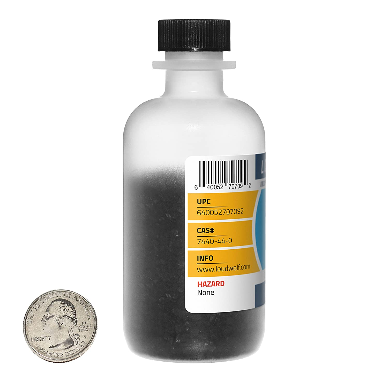 Amazon.com: Activated Charcoal / Course Granules / 2 Ounces / 100% Pure /  Food Grade / SHIPS FAST FROM USA: Home Improvement