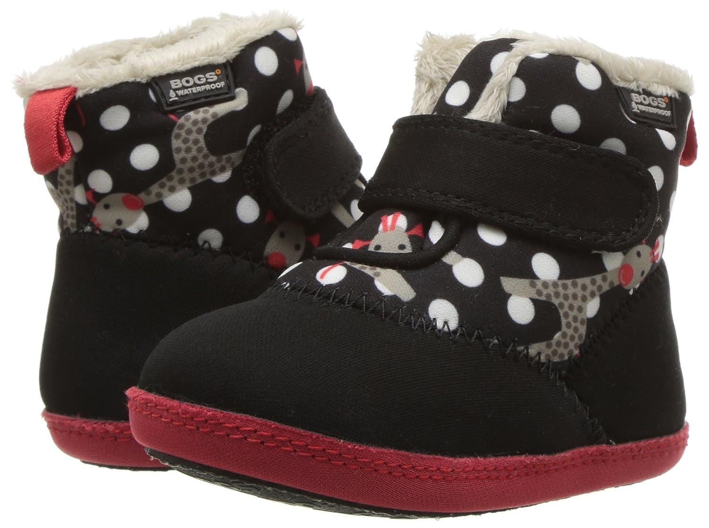 50eab6db70f9 Amazon.com   Bogs Kids' Elliot Waterproof Boys and Girls Snow Boot   Boots