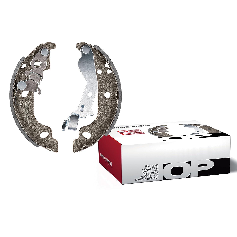 Open Parts BSA2022.00 Ganascie Freno Posteriore, 4 Pezzi Exo Automotive Spa