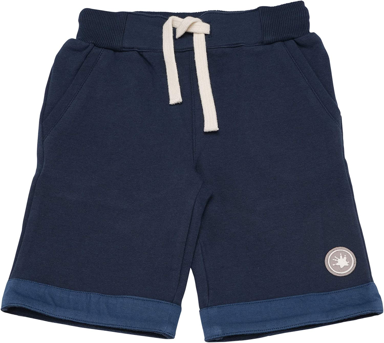 Sigikid Jungen Sweat Bermuda Mini Shorts