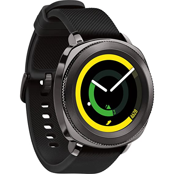 ac15494a Image Unavailable. Image not available for. Color: Samsung Gear Sport  Smartwatch ...