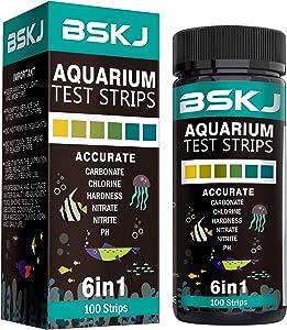 Bskj Aquarium Test Strips