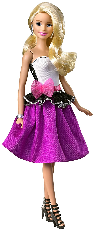 Amazon.es: Barbie - Muñeca, Moda Mezcla y combina (Mattel DJW58): Juguetes y juegos