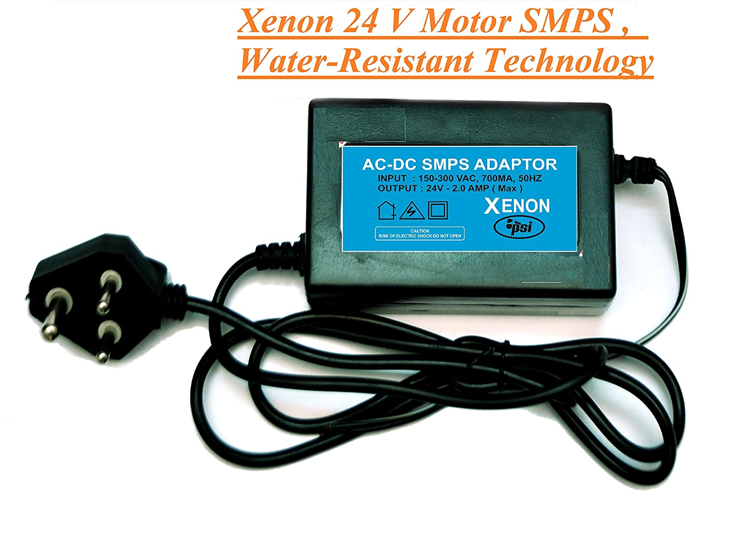 Psi Xenon - Heavy Duty RO Water Purifier Smps Adapter 24v/2amps ...