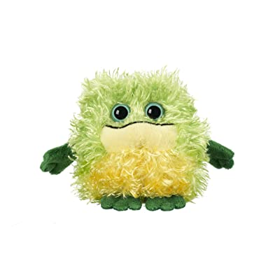 Ganz Croaking Light Green Frog Plush - Whoorah Friends: Toys & Games