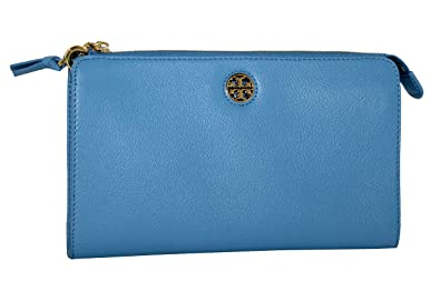 72d34e71aa0 Amazon.com  TORY BURCH BRODY PEBBLED LEATHER WALLET CROSSBODY ...