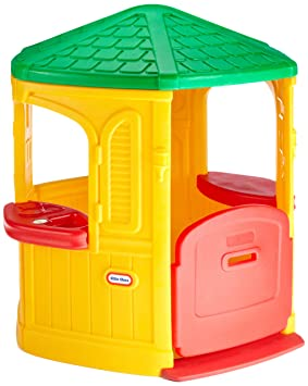 Cosy Little Tikes Home Garden Playhouse. MGA Little Tikes Cozy Cottage  Amazon co uk Toys Games