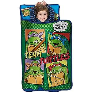 """Teenage Mutant Ninja Turtles """"Tough as a Turtle"""" Toddler Nap Mat"""