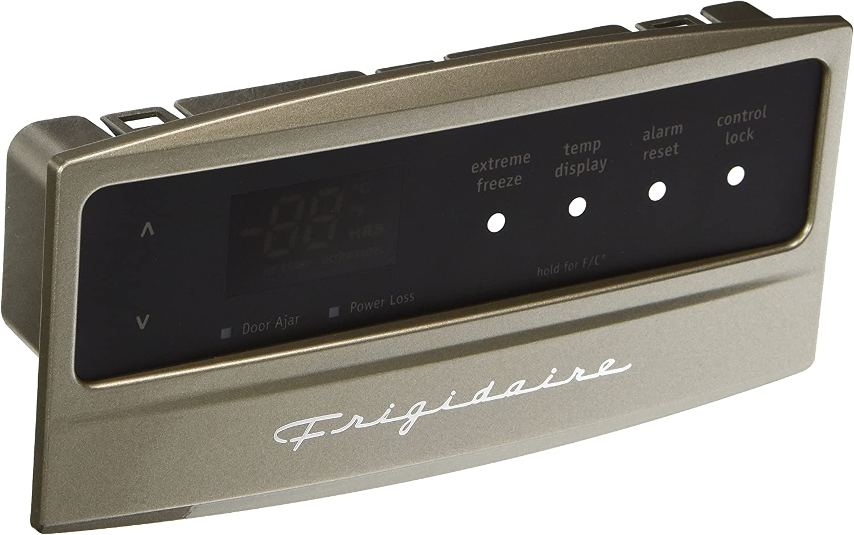 Frigidaire 297366309 Freezer User Control and Display Board