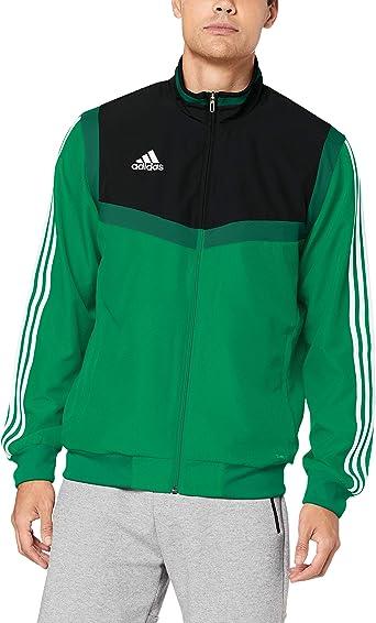 adidas Tiro19 Pre Jkt Sport Jacket, Hombre: Amazon.es: Ropa y ...