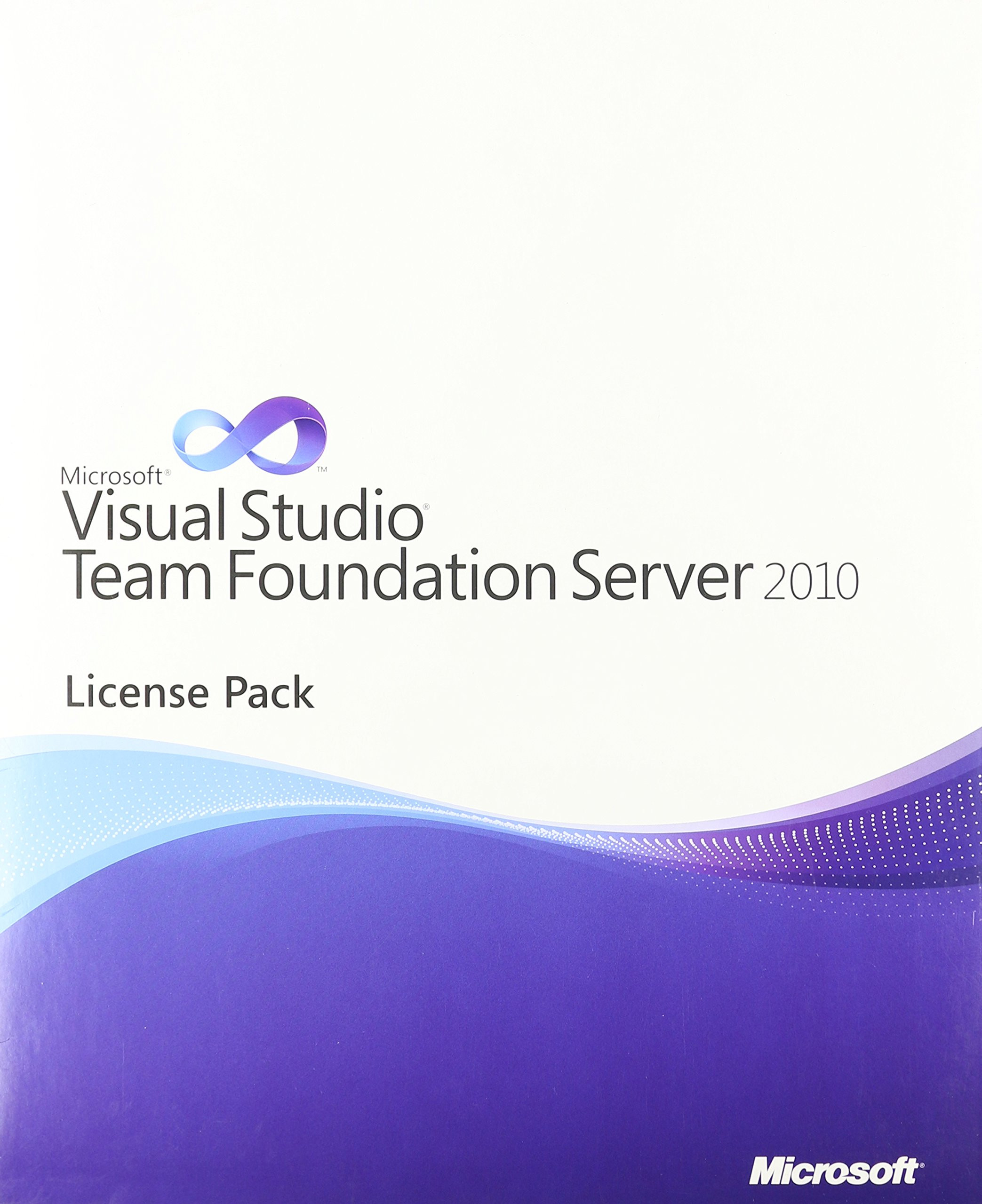 Visual Studio Team Foundation Server 2010 Client Access License (Device) by Microsoft