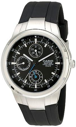 65b77ab522b7 Amazon.com  Casio Men s EF305-1AV Edifice Multifunction Watch With ...