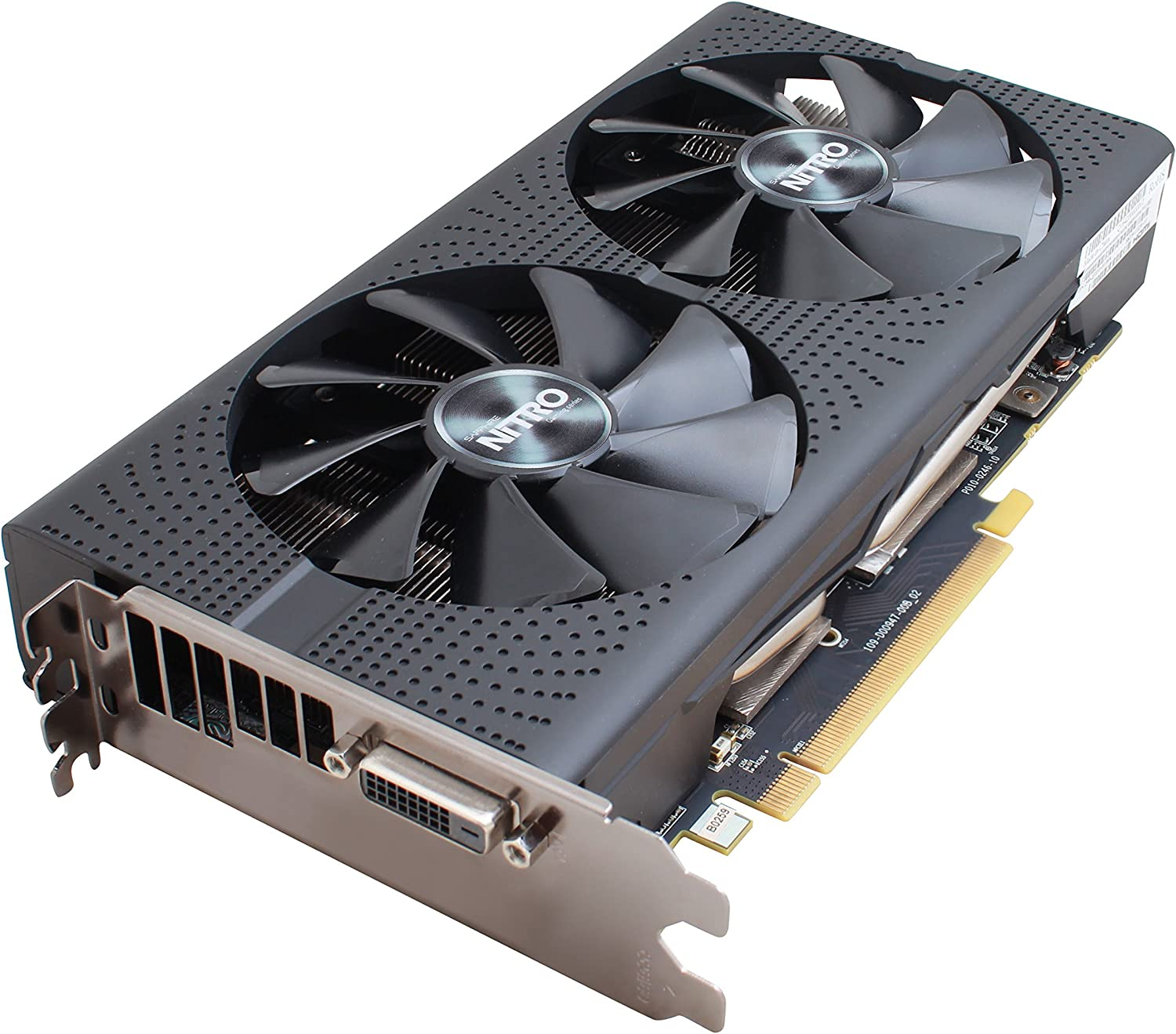 Sapphire with AMD Radeon RX 470 4Gb GDDR5 PCI-e 1x DVI-D Coin Mining and Gaming Graphic Card