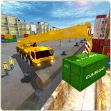 Crane Operator Cargo Transport
