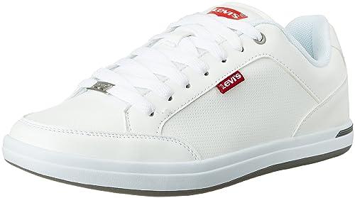 Buy Levi's Men's White Sneakers - 8 UK