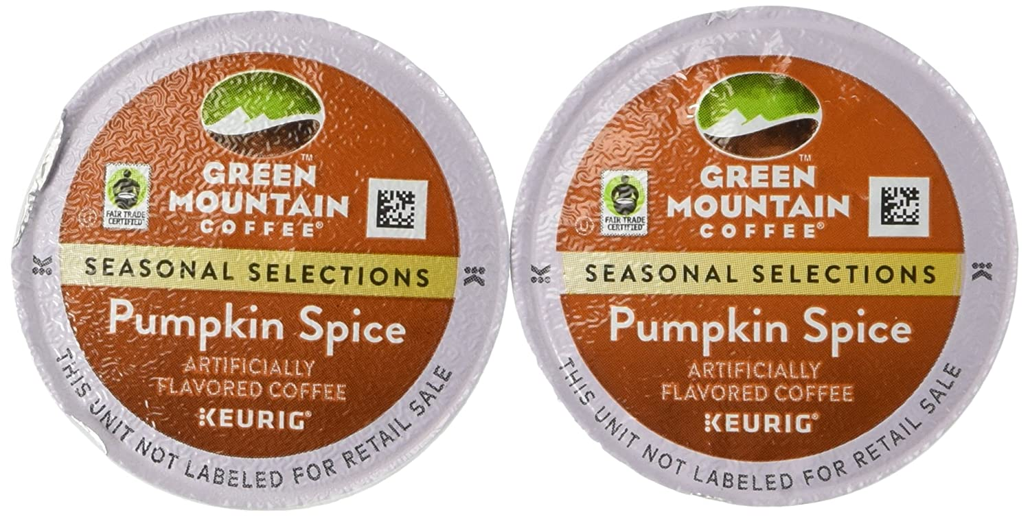 green mountain pumpkin spice limited edition coffee for keurig k