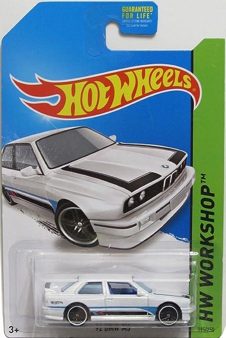 Amazon Com 2014 Hot Wheels Kmart Exclusive Hw Workshop 92 Bmw M3