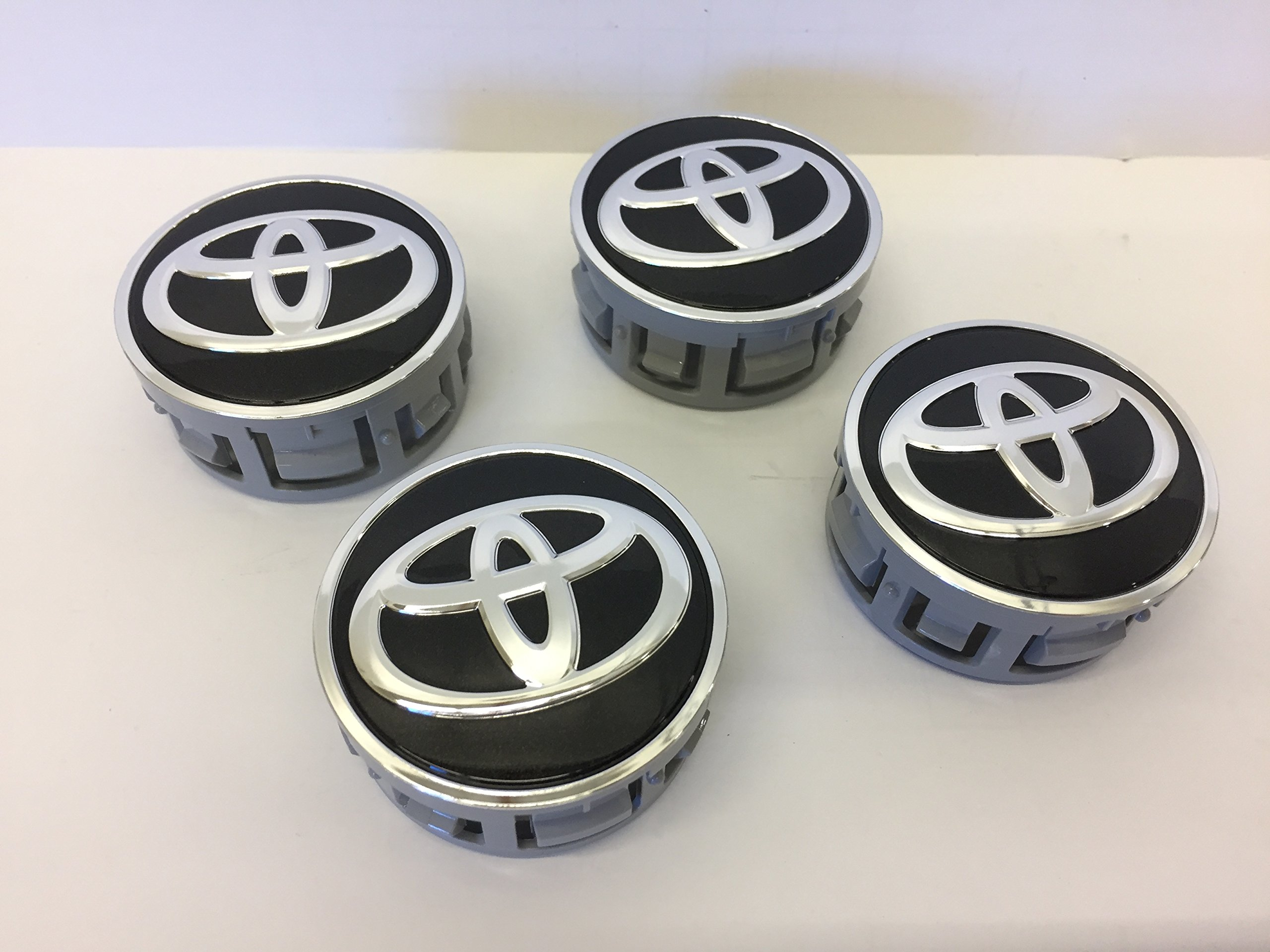 Genuine Toyota Prius Center Wheel Caps 42603-52170. Set of 4. 2016-2017 Prius.