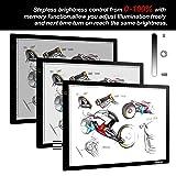 A3 Light Box,Magnetic Artcraft Tracing Light Pad