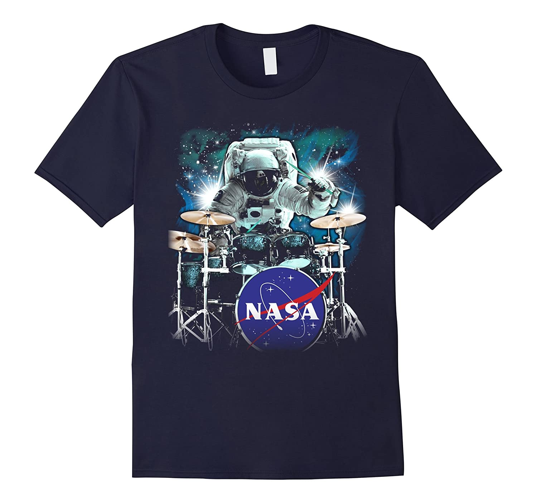 NASA Astronaut Space Graphic T Shirt-Newstyleth