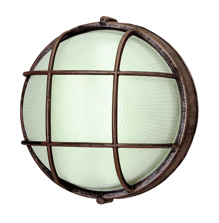 Trans globe lighting pl 41515 rt outdoor aria 10 bulkhead rust trans globe lighting pl 41515 rt outdoor aria 10 bulkhead rust chandeliers amazon aloadofball Gallery