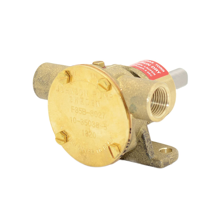 Johnson Pump 10-35038-5E F35B Pedestal-Style Impeller Pump 189-10350385E