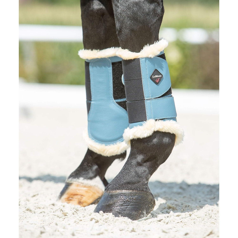 LEMIEUX FLEECE LINED BRUSHING BOOTS SALE ICE BLUE