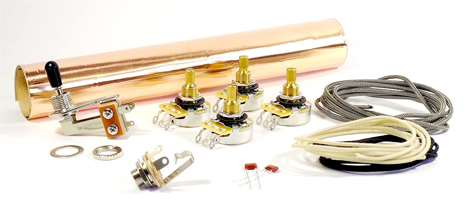 Premium Wiring Kit For Gibson Sg Musical Instruments Uk