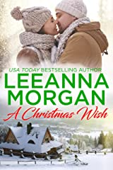 A Christmas Wish: A Sweet Small Town Christmas Romance (Sapphire Bay Book 3) Kindle Edition