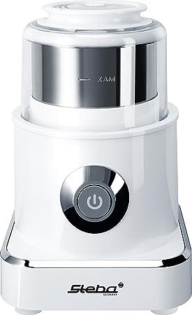 Steba MG 500 – Picadora, – Picadora Universal, 500 W, tecla de Pulso, Ideal para Verduras y Frutas, Tecnología de Off Wipe, Recipiente de 500 ML de Acero Inoxidable, golpeables.: Amazon.es: Electrónica