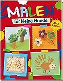Malen für kleine Hände: Ab 2 Jahren