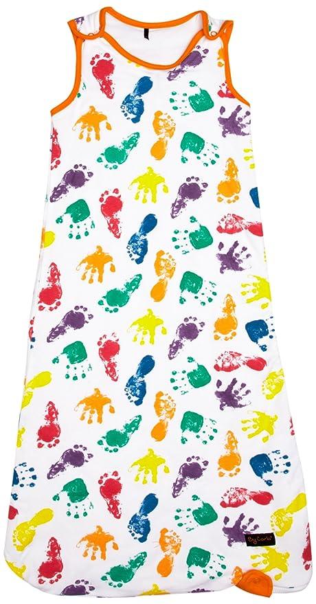 By Carla Unisex Baby Play Time - Saco de dormir para bebé (1 Tog máx