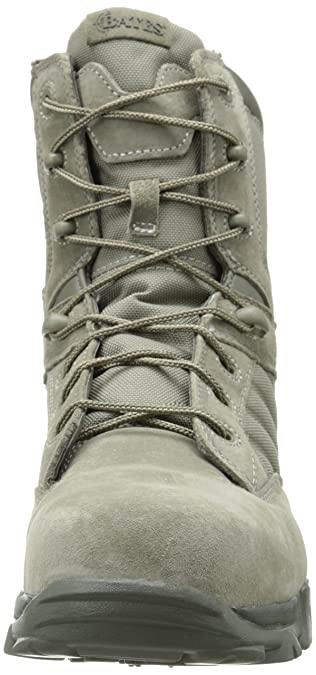 41d5b77ff1a Bates Men's GX-8 Comp Toe Side Zip Work Boot
