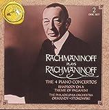Rachmaninoff Plays Rachmaninoff: The 4 Piano Concertos