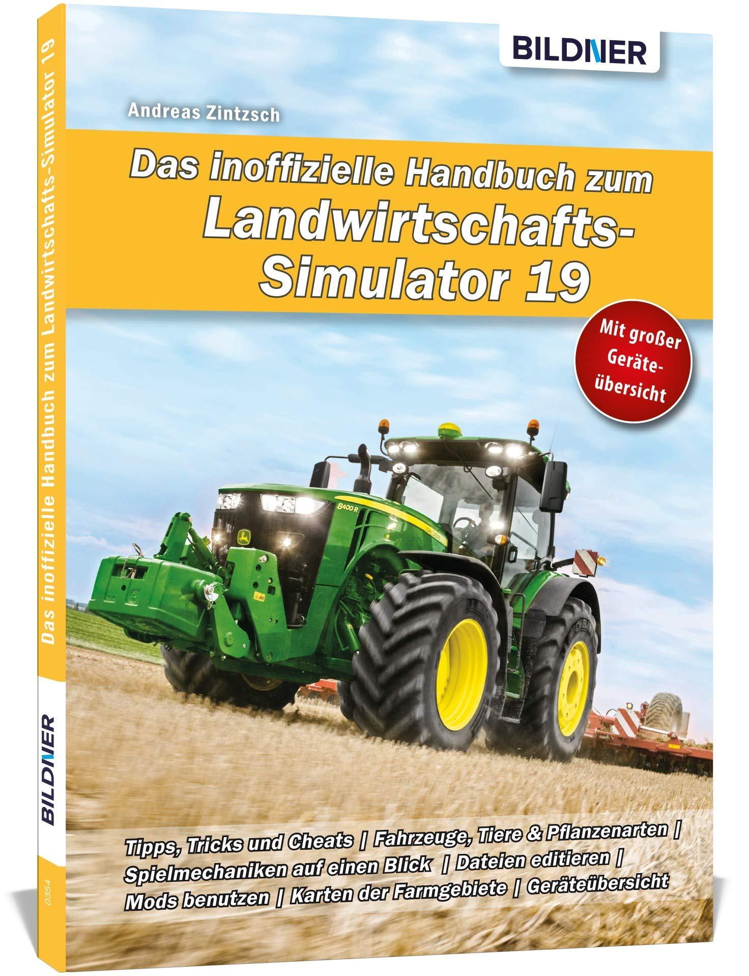 Das Inoffizielle Handbuch Zum Landwirtschaftssimulator 19 Alle