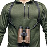 Bushnell Binoculars Harness, Fits Most Models_BASFHARN, Black, One Size