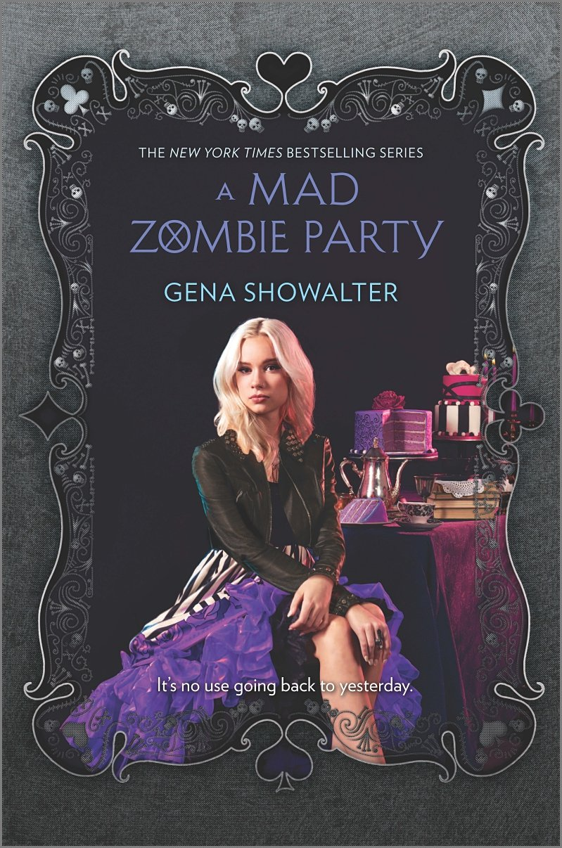 A Mad Zombie Party (The White Rabbit Chronicles) ebook