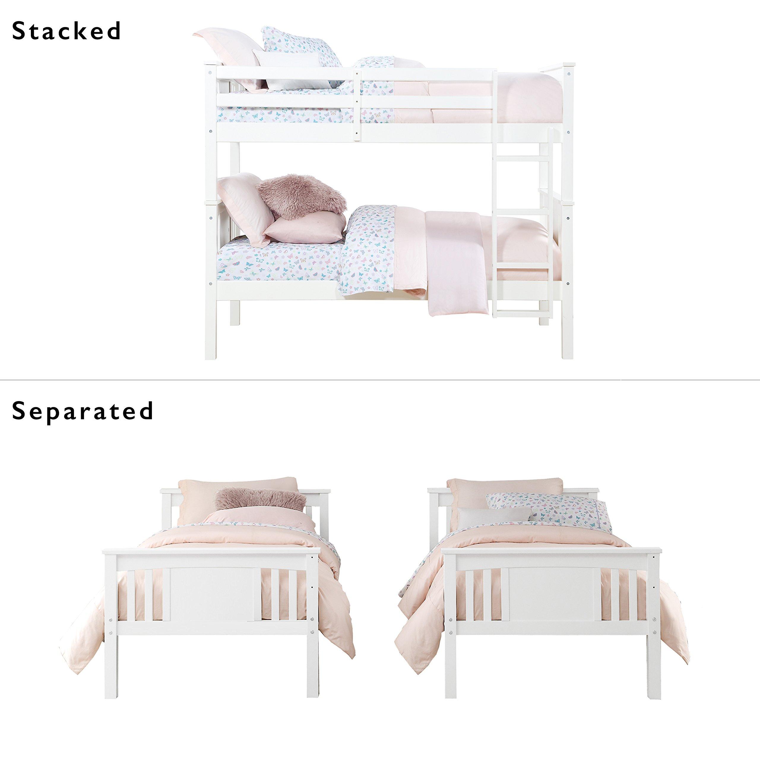 843fc73aadd3 Dorel Living Dylan Bunk Bed