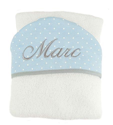 Capa de Baño Personalizada.Nombre y colores