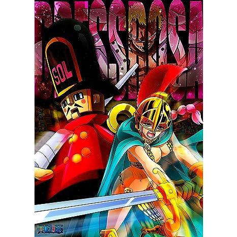 Poster Cartel One Piece Dressrosa Soldados Manga Suelo Arco ...