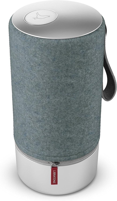 Libratone Zipp Woll Lautsprecher Cover Steel Blue Elektronik