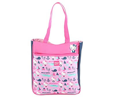 1f7d13409 Amazon.com: Hello Kitty Kids Tote Bag: By The Shore: Shoes