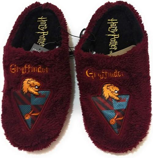 Mens Slippers Harry Potter Uk Size 8-9 BNWT Free P/&P